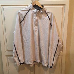 Nike Jackets & Coats - Nike golf windbreaker jacket 1/4 zip xl